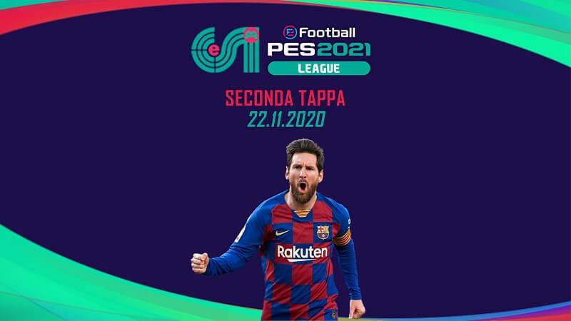 PES League Round 2